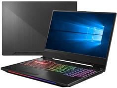 Ноутбук ASUS ROG GL504GM-ES273T 90NR00K1-M05370 (Intel Core i5-8300H 2.3GHz/16384Mb/1000Gb + 256Gb SSD/No ODD/nVidia GeForce GTX 1060 6144Mb/Wi-Fi/15.6/1920x1080/Windows 10 64-bit)