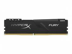 Модуль памяти Kingston HyperX Fury Black DDR4 DIMM 3000MHz PC4-24000 CL15 - 8Gb HX430C15FB3/8
