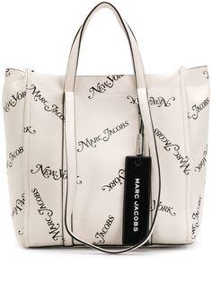 Marc Jacobs сумка-тоут The Tag из коллаборации с New York Magazine
