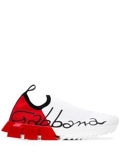 Dolce & Gabbana слипоны Sorrento