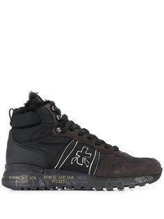 Premiata высокие кроссовки Jeff Var