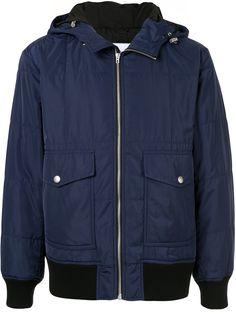 CK Calvin Klein легкая куртка с капюшоном