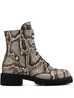 Giuseppe Zanotti ботинки Thora