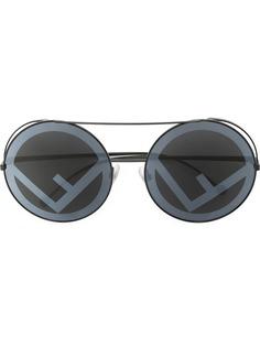 Fendi Eyewear солнцезащитные очки Run Away