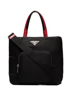 Prada сумка-тоут среднего размера
