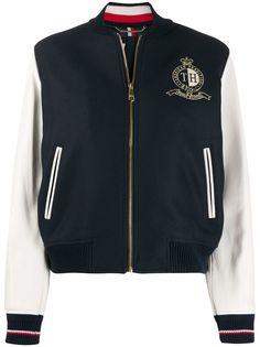 Tommy Hilfiger бейсбольная куртка