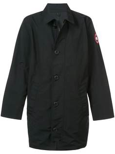 Canada Goose легкая куртка на пуговицах