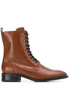 Hogl ботинки на шнуровке