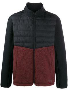 Herschel Supply Co. флисовая куртка с дутыми вставками
