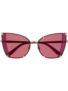 """Dolce & Gabbana Eyewear """"солнцезащитные очки в оправе """"""""кошачий глаз"""""""""""""""