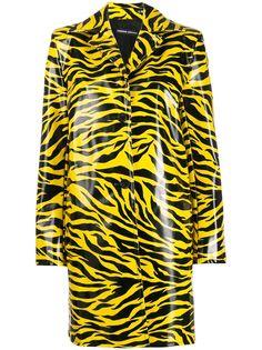 Kwaidan Editions пальто с принтом