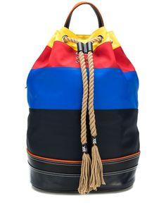 JW Anderson рюкзак в полоску