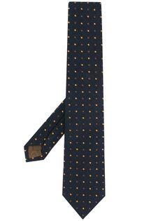 Churchs галстук в горох