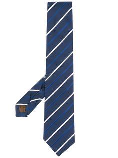 Churchs галстук в полоску