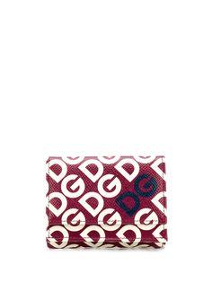 Dolce & Gabbana small Dauphine DG Logo wallet