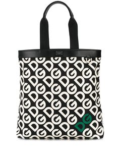 Dolce & Gabbana DG Logo tote bag