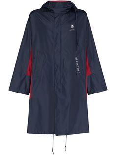 adidas куртка с капюшоном из коллаборации с Bed JW Ford
