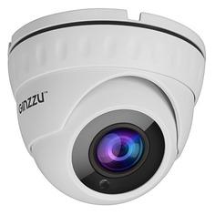 Камера видеонаблюдения GINZZU HID-2032S, 3.6 мм, белый