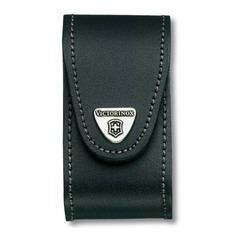Чехол Victorinox Leather Belt Pouch (4.0521.31) нат.кожа клипс.мет.пов. черный без упаковки