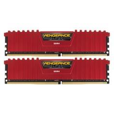 Модуль памяти CORSAIR Vengeance LPX CMK16GX4M2B3200C16R DDR4 - 2x 8Гб 3200, DIMM, Ret