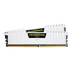 Модуль памяти CORSAIR Vengeance LPX CMK16GX4M2A2666C16W DDR4 - 2x 8Гб 2666, DIMM, Ret