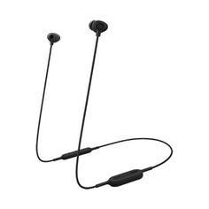 Наушники с микрофоном PANASONIC RP-NJ310BGE, Bluetooth, вкладыши, черный [rp-nj310bgek]