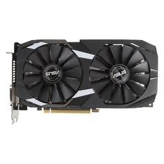 Видеокарта ASUS AMD Radeon RX 580 , DUAL-RX580-O8G, 8Гб, GDDR5, OC, Ret