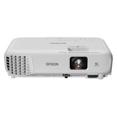Проектор EPSON EB-X05, белый [v11h839040]