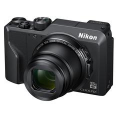 Цифровой фотоаппарат NIKON CoolPix A1000, черный