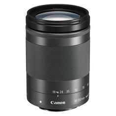 Объектив CANON 18-150mm f/3.5-6.3 EF-M IS STM, Canon EF-M, черный [1375c005]