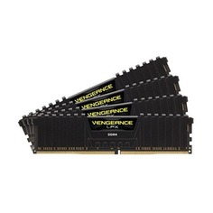 Модуль памяти CORSAIR Vengeance LPX CMK64GX4M4C3000C15 DDR4 - 4x 16Гб 3000, DIMM, Ret