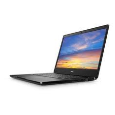 """Ноутбук DELL Latitude 3400, 14"""", Intel Core i3 8145U 2.1ГГц, 4Гб, 1000Гб, Intel UHD Graphics 620, Linux Ubuntu, 3400-0881, черный"""