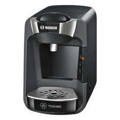 Капсульная кофеварка BOSCH Tassimo TAS3202, 1300Вт, цвет: черный