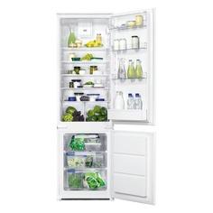 Встраиваемый холодильник ZANUSSI ZBB928465S белый