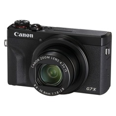 Цифровые фотоаппараты Цифровой фотоаппарат CANON PowerShot G7 X MARKIII, черный