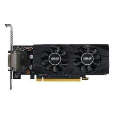 Видеокарта ASUS nVidia GeForce GTX 1650 , GTX1650-O4G-LP-BRK, 4Гб, GDDR5, OC, Ret
