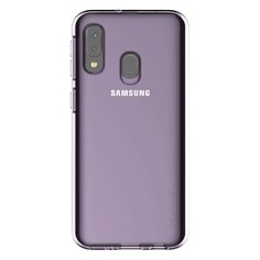 Чехол (клип-кейс) SAMSUNG Araree A Cover, для Samsung Galaxy A40, фиолетовый [gp-fpa405kdaer]