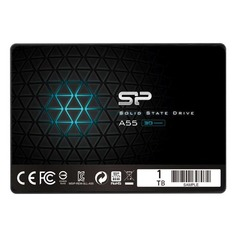 "SSD накопитель SILICON POWER Ace A55 SP001TBSS3A55S25 1Тб, 2.5"", SATA III"