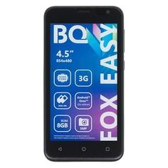 Смартфон BQ Fox Easy 4501, черный
