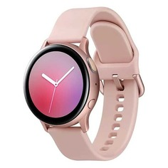 "Смарт-часы SAMSUNG Galaxy Watch Active2, 40мм, 1.2"", ваниль / ваниль [sm-r830nzdaser]"