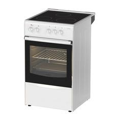 Электрическая плита DARINA 1B EС 331 606 W, эмаль, белый [675]
