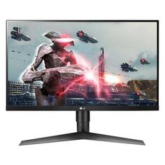 """Монитор игровой LG UltraGear 27GL650F-B 27"""" черный [27gl650f-b.aruz]"""