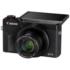 Фотоаппарат компактный Canon PowerShot G7 X Mark III Black PowerShot G7 X Mark III Black