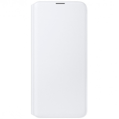 Чехол Samsung Wallet Cover для A30s, White
