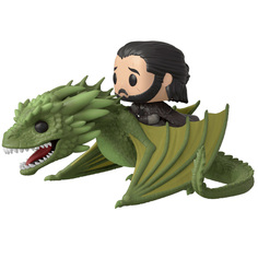 Фигурка Funko Game of Thrones: Jon Snow w/Rhaegal