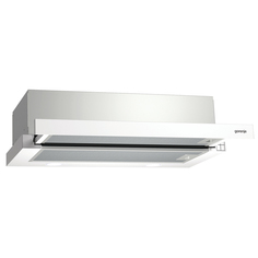 Вытяжка встраиваемая в шкаф 60 см Gorenje BHP623E11W