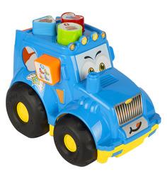 Машинка-сортер Игруша синяя