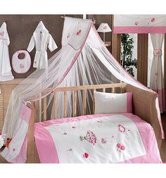 Kidboo Балдахин Funny Dream 150 х 450 см, цвет: розовый