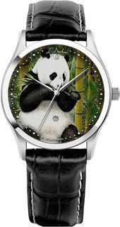 Швейцарские мужские часы в коллекции Art Мужские часы L Duchen D.161.1.PANDA