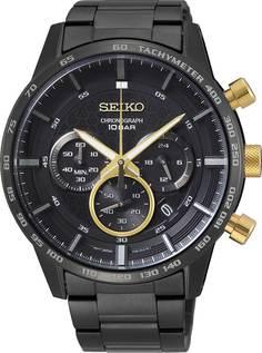 Японские мужские часы в коллекции CS Sports Мужские часы Seiko SSB363P1